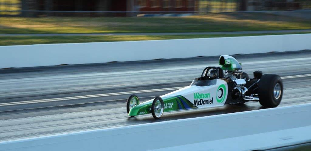 WMD Dragster